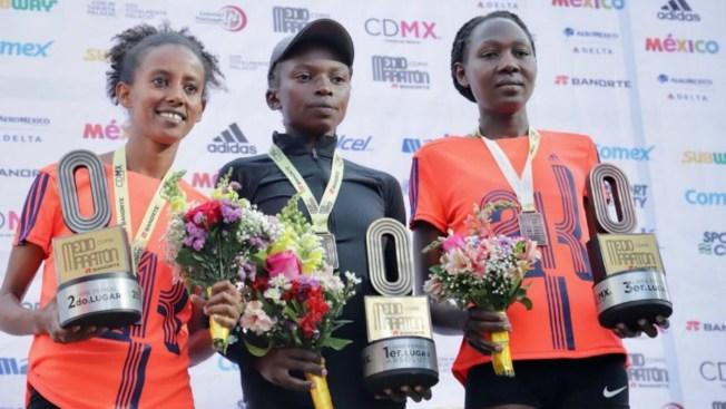 Dos competidores mueren en medio maratón