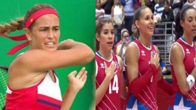 Hoy juegan Mónica Puig y el Equipo Nacional de Voleibol