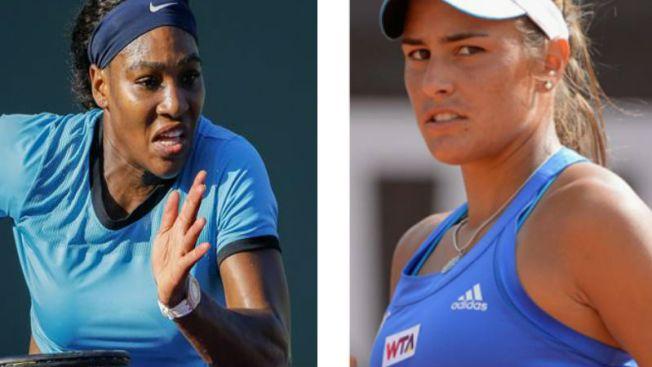Posponen partido entre Serena Williams y Mónica Puig