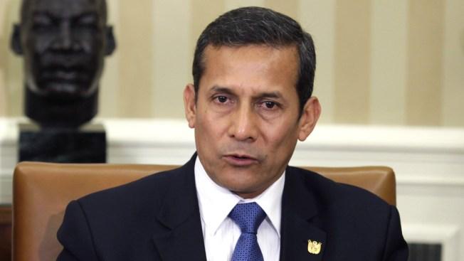 Piden 20 años de cárcel para el expresidente Humala
