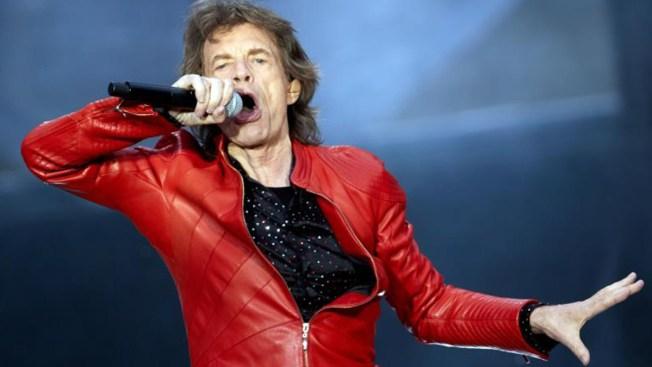 Foto de Mick Jagger tras cirugía de corazón agita las redes