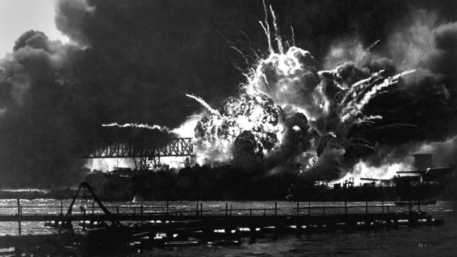 Desgarrador recuerdo a 75 años del ataque en Pearl Harbor