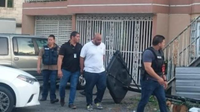 Arrestan a prófugo federal