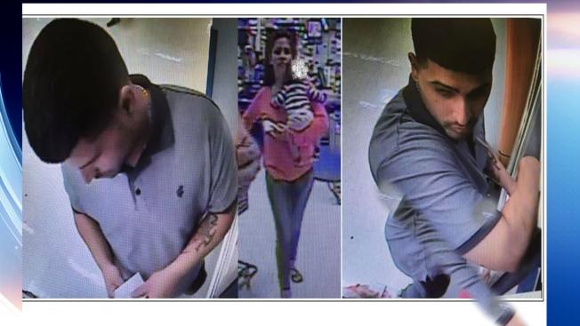 Buscan a pareja que robó tarjeta en Kmart de Cayey