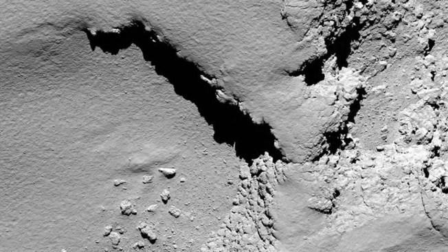 Sonda Rosetta concluye exitosamente su misión