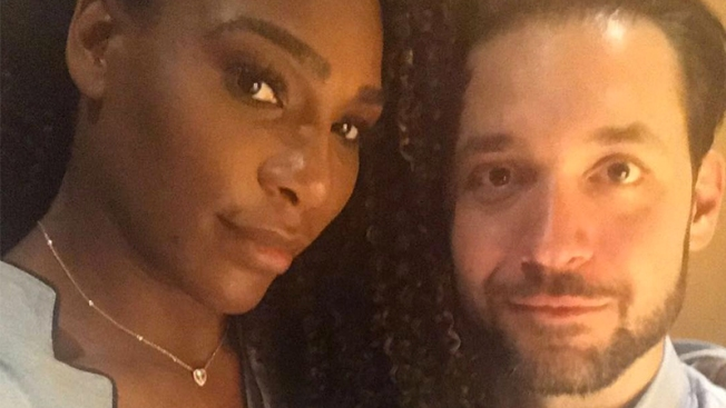 Serena Williams publica primeras fotos de su bebé