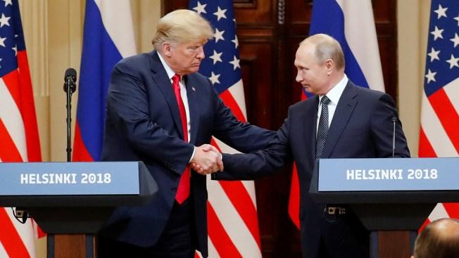 Trump quiere reunirse con Putin en el otoño, según la Casa Blanca