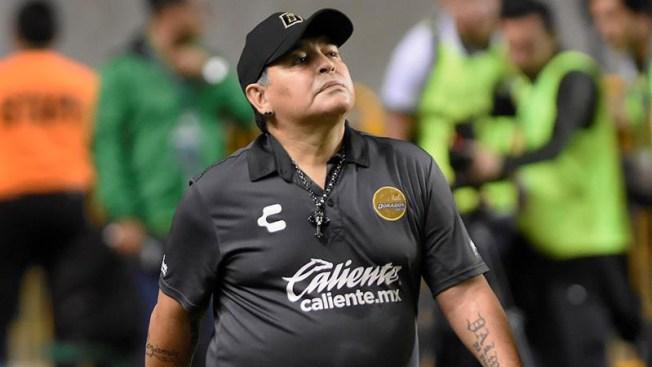 Investigarán a Maradona por declaraciones contra Trump