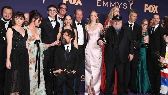 """""""Game of Thrones"""" y""""Fleabag"""" dominan la ceremonia de los premios Emmy"""