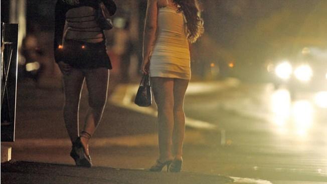 Arrestos por prostitución en San Juan