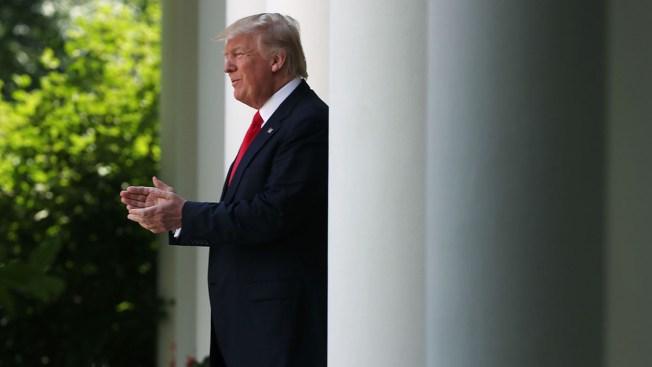 Para Trump, no existe el caos en su gobierno