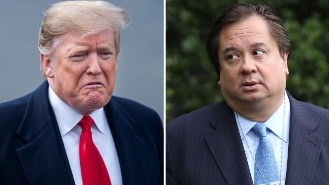 Se dicen de todo: pelea verbal entre Trump y esposo de su asesora