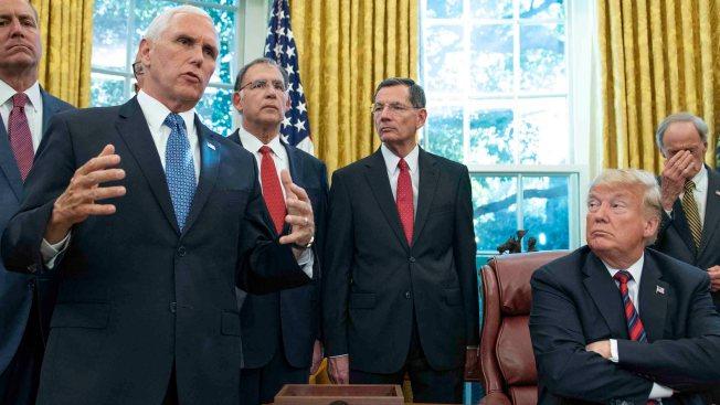Pence confirma nueva cumbre entre Trump y Kim para el 2019