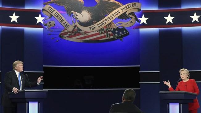 Trump a Clinton: ''culpa a todo el mundo menos a ella misma''