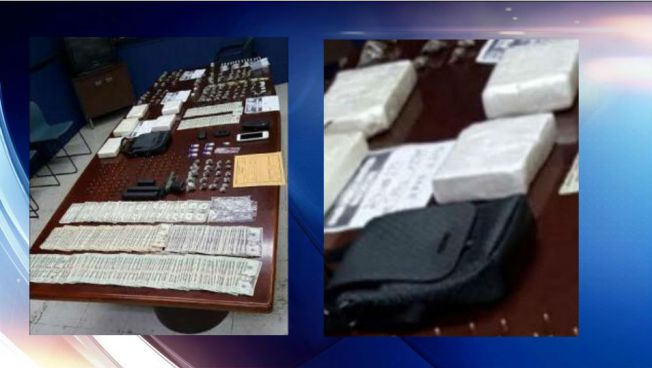 Ocupan cinco kilos de cocaína en intervención
