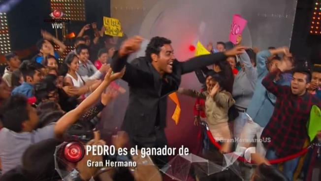 """Los mejores momentos de Pedro en """"Gran Hermano"""""""