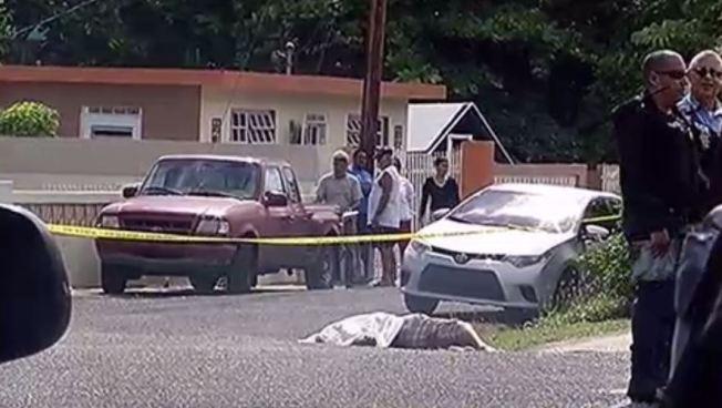 Asesinan a sujeto frente a su casa en Río Grande