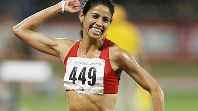 Beverly Ramos rumbo al Campeonato Mundial de Atletismo