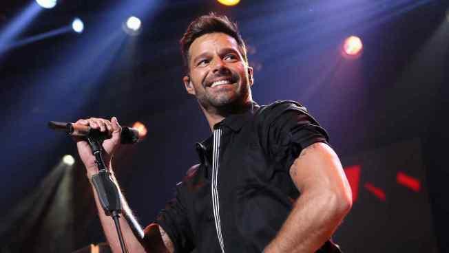 ¡Ricky Martin  cumple 44 años!