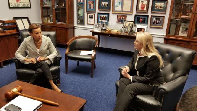 Wanda Vázquez detalla sus reuniones en Washington D.C.