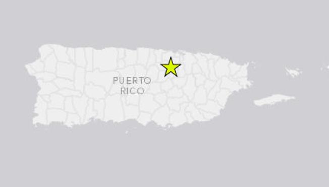 Se registra temblor en el centro de la Isla
