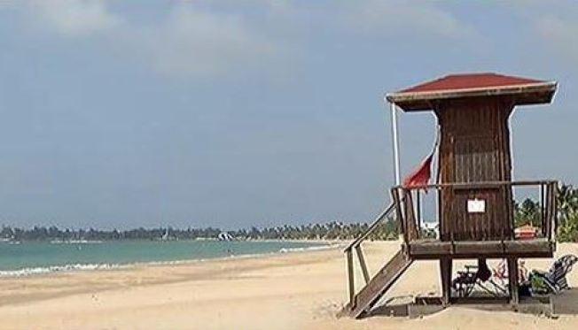 Contaminadas con bacterias cuatro playas