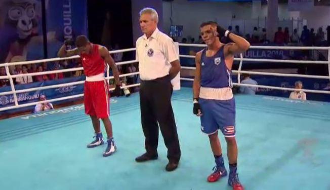 Boxeadores boricuas aseguran dos medallas de bronce