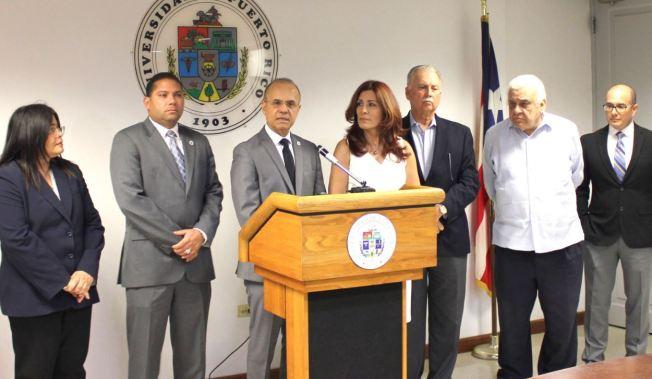 UPR ''cumple'' con entrega de nuevos documentos