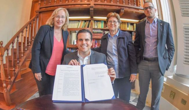 Rosselló firma orden para crear Consejo Asesor LGBTT