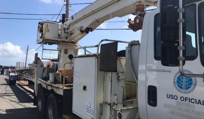 AEE asegura restablece el servicio por falla en línea 50200