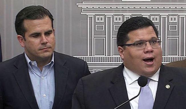 Causa para juicio contra Alfonso Orona