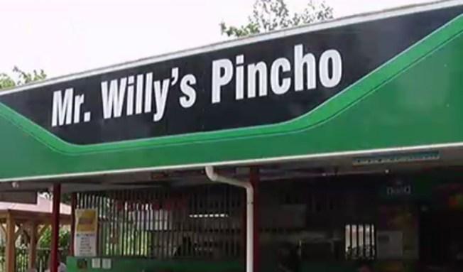 Gobierno incauta carretón de Willy's Pinchos