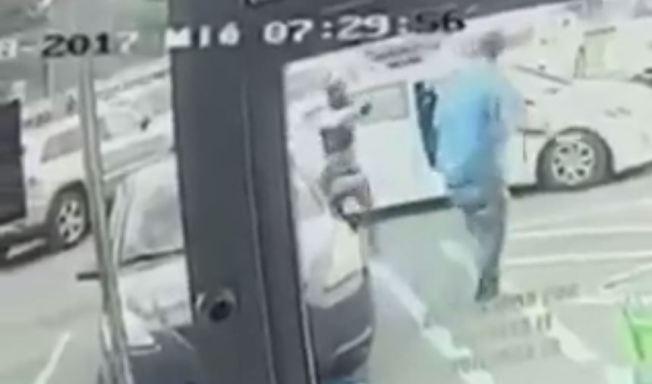 Video: Carjacking en centro comercial de Guaynabo