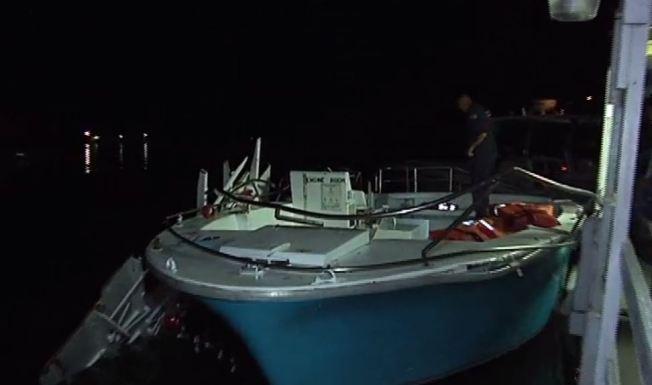Accidente marítimo deja 19 heridos en Lajas