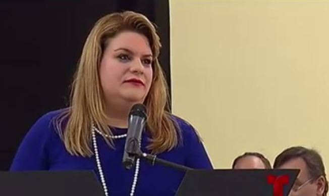 Jenniffer González se une al gobernador al pedirle renuncia a Héctor O'Neill