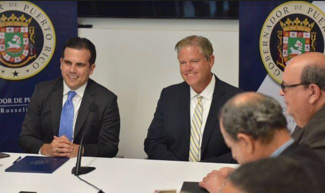 Gobernador anuncia la creación de 300 empleos