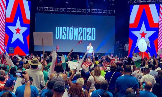 """Gobernador presenta su """"Visión 2020"""""""