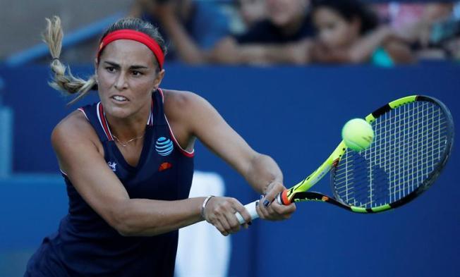 Mónica Puig eliminada en ronda de dobles en Abierto de EE.UU.