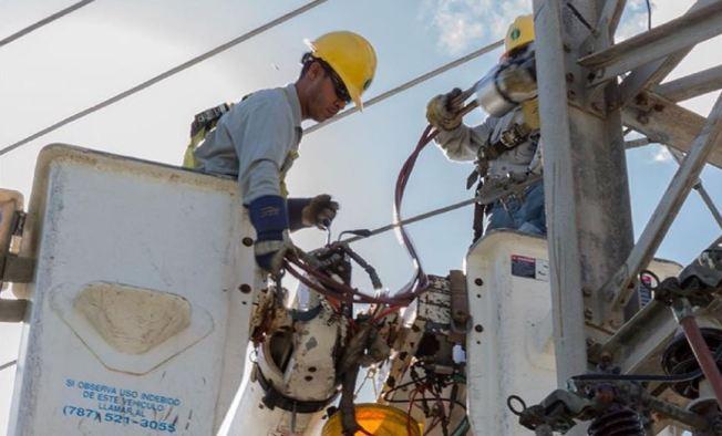 AEE: falta 7.33% por energizar a casi seis meses de María