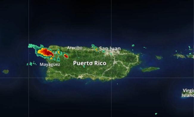 Anuncian mal tiempo para varios pueblos del oeste