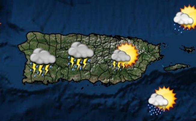Onda tropical provocará aguaceros hasta el jueves