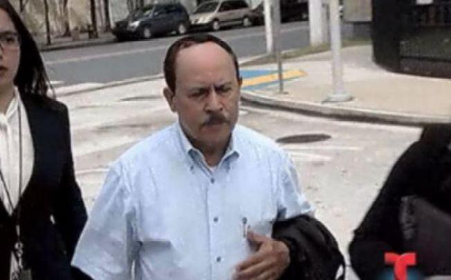 Tribunal reafirma condena de exjuez Manuel Acevedo