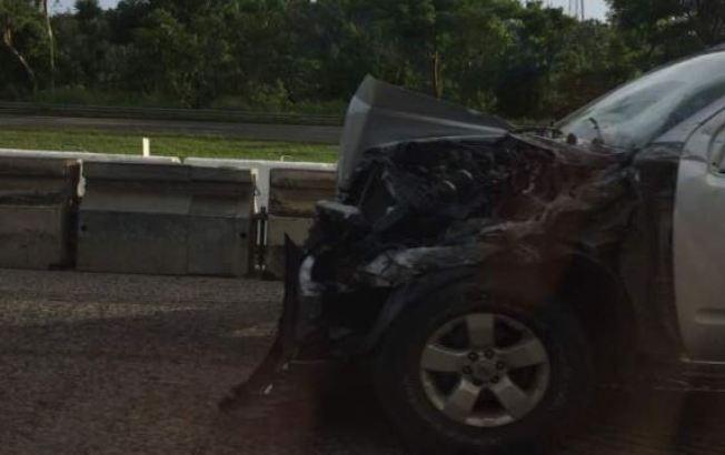 Reabren tramo del expreso 52 tras accidente fatal