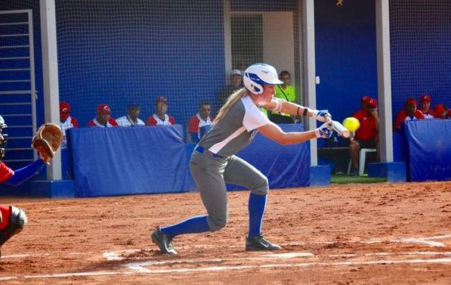Sóftbol femenino asegura medalla para Puerto Rico