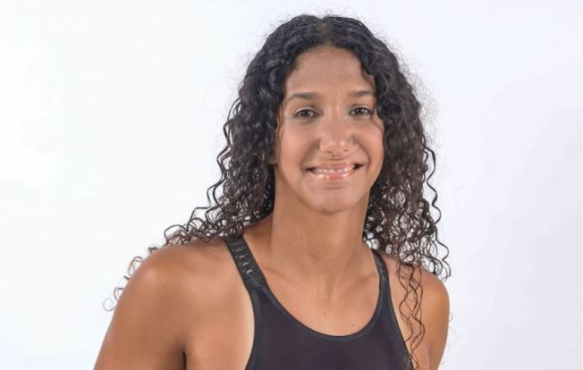 Vanessa García se lanza este miércoles a la piscina en Barranquilla