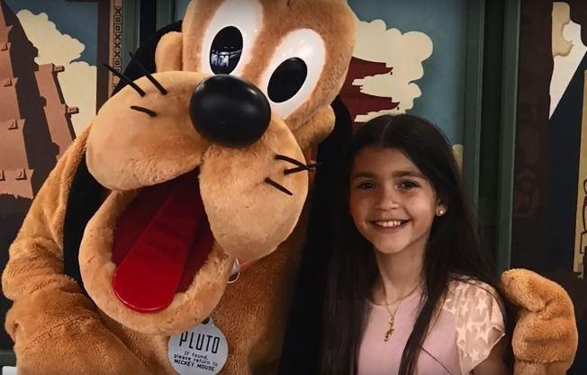 """La """"MiniChef"""" Paloma conquista a ''Disney World''"""