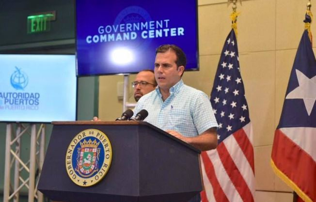 Gobernador solicita a la contralora que audite contrato de Whitefish