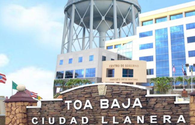 Embargan cuentas del Municipio de Toa Baja