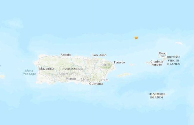 Se siente leve temblor en el área oeste