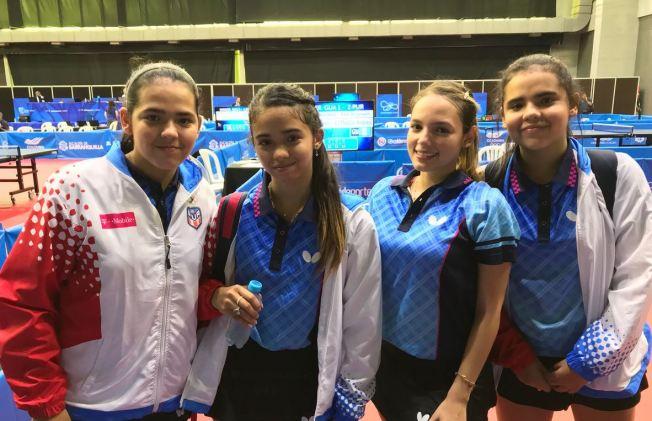 Puerto Rico debuta con victorias en Barranquilla
